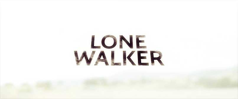 Lone Walker - Title